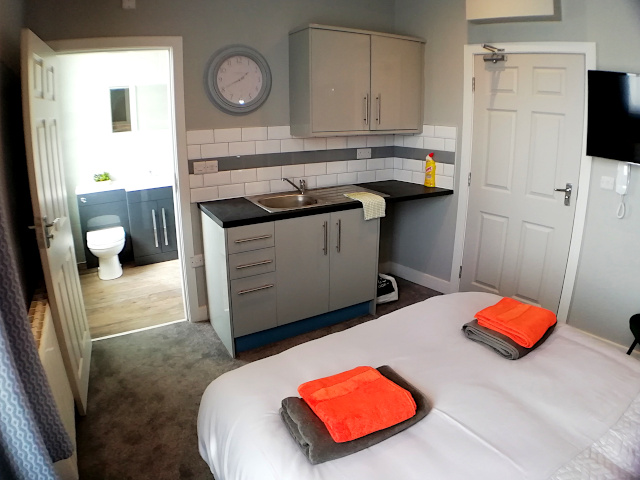Double Room Kitchenette